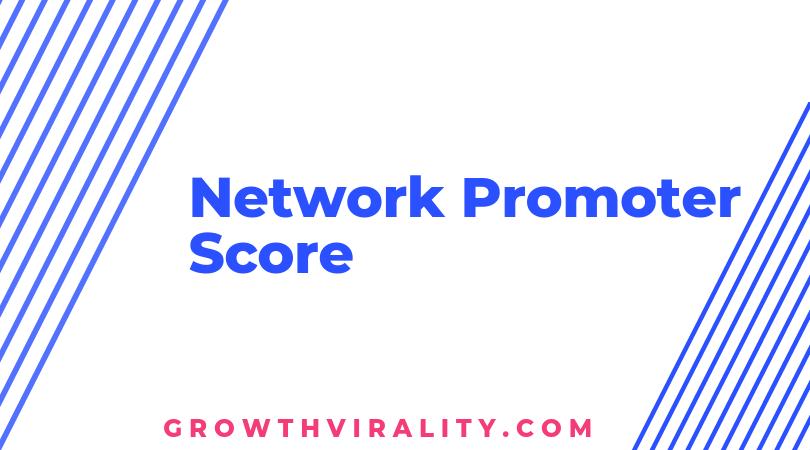 network promoter score