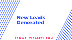 new leads generated